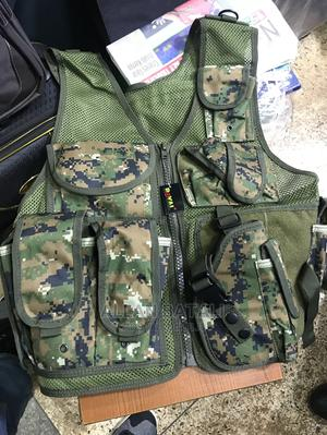 Designer Tactical Army Vest | Clothing for sale in Kampala