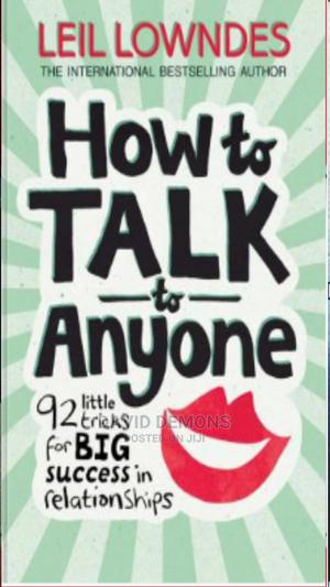 How to Talk to Anyone   Books & Games for sale in Kampala
