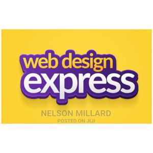 Express Website Design Development | Computing & IT CVs for sale in Kampala