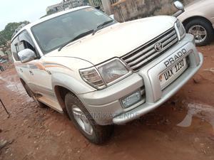 Toyota Land Cruiser Prado 1999 2.7 16V 3dr Silver   Cars for sale in Kampala