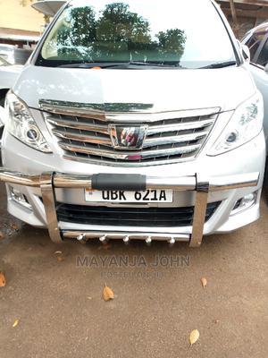 Toyota Alphard 2011 Gray   Cars for sale in Kampala