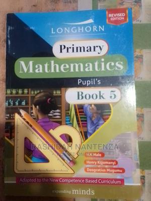 This Is the Longhorn Primary Book for Primary Five.   Books & Games for sale in Kampala