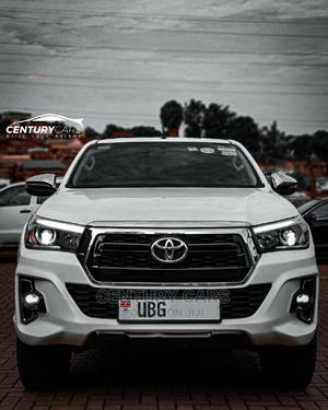 Toyota Hilux 2018 SR 4x4 White | Cars for sale in Kampala