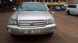 Toyota Kluger 2001 Silver | Cars for sale in Kampala