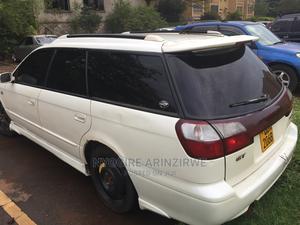 Subaru Legacy 2002 Wagon White | Cars for sale in Kampala