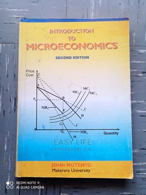 Introduction To Micro Economics ( Makerere University) | Books & Games for sale in Kampala, Central Division