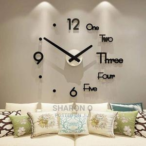 Classy Wall Clock   Home Accessories for sale in Kampala