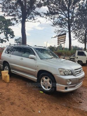 Toyota Kluger 2003 Silver | Cars for sale in Western Region, Mbarara