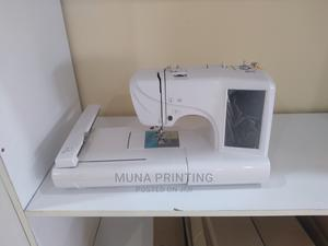Home Computerised Embroidery Machind   Manufacturing Services for sale in Kampala