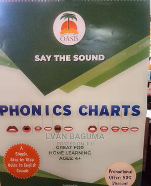 Phonics / Sounds Chart for Kids   Books & Games for sale in Kampala