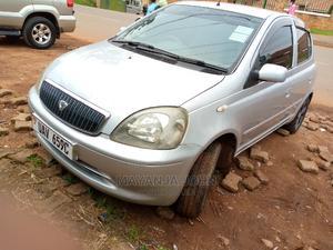 Toyota Vitz 2000 Gray | Cars for sale in Kampala