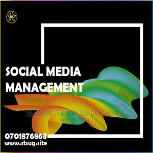 Social Management | Computer & IT Services for sale in Kampala
