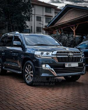 Toyota Land Cruiser 2017 4.6 V8 ZX Black | Cars for sale in Kampala