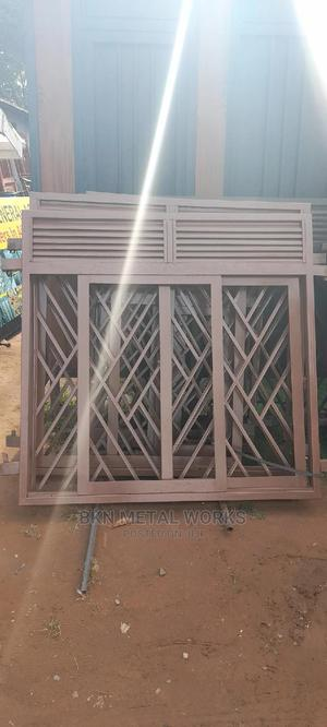 Slidding Windows of All Sizes Are Available | Windows for sale in Kampala, Central Division