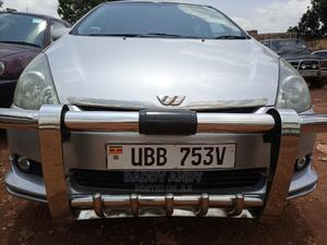 Toyota Wish 2004 Silver   Cars for sale in Kampala