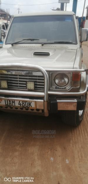 Mitsubishi Pajero 1991 Beige   Cars for sale in Kampala