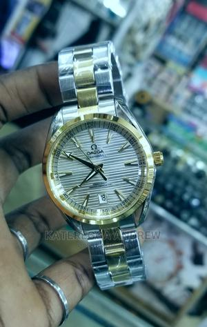 Omega Silver Watch | Watches for sale in Kampala