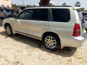 Subaru Forester 2004 Silver | Cars for sale in Kampala