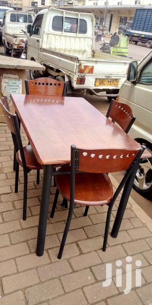 Wooden Restaurant Table | Furniture for sale in Kampala
