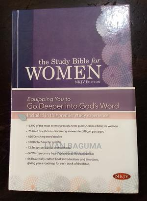 The Study Bible for Women NKJV Edition Hard Cover - Holman   Books & Games for sale in Kampala