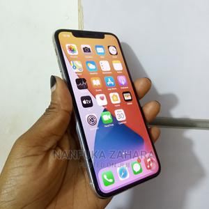 Apple iPhone X 64 GB Silver   Mobile Phones for sale in Kampala, Central Division