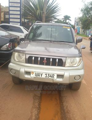 Mitsubishi Pajero IO 2000 Gray   Cars for sale in Kampala