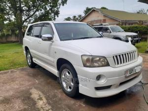 Toyota Kluger 2002 White | Cars for sale in Kampala, Central Division