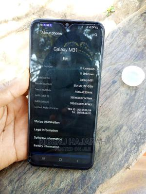 Samsung Galaxy M31 128 GB Black | Mobile Phones for sale in Kampala, Kawempe