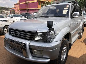 Toyota Land Cruiser Prado 2000 2.7 16V 5dr Beige   Cars for sale in Kampala