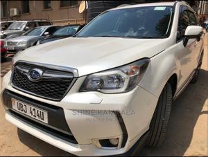 Subaru Forester 2012 White | Cars for sale in Kampala