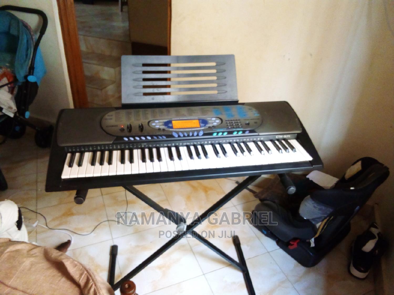 Electronic Yamaha Piano