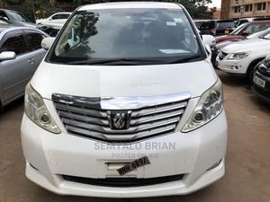 Toyota Alphard 2010 White | Cars for sale in Kampala, Central Division