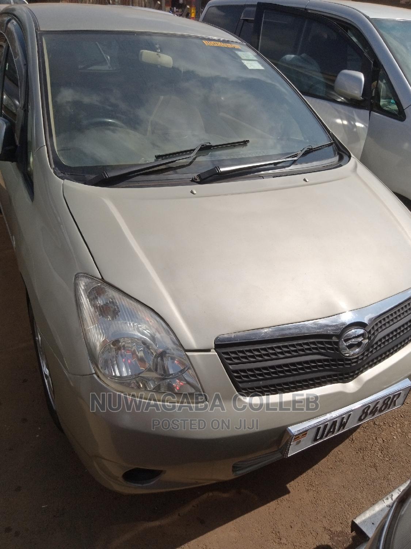 Toyota Corolla Spacio 2002 Silver   Cars for sale in Kampala, Uganda