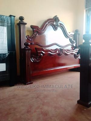 Six by Six Feet Bed | Furniture for sale in Kampala, Kawempe
