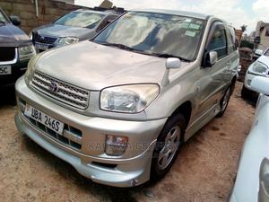 Toyota RAV4 2002 Automatic Beige   Cars for sale in Kampala, Rubaga