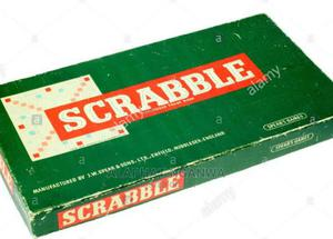 Scramble Board Game | Books & Games for sale in Kampala