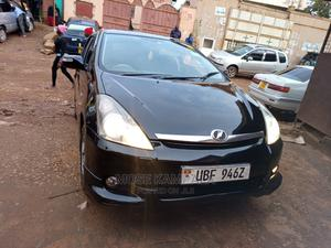 Toyota Wish 2005 Black   Cars for sale in Kampala
