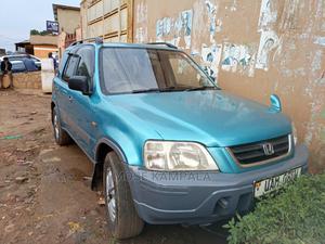 Honda CR-V 1996 Blue   Cars for sale in Kampala