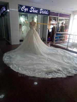 Ivory Gown | Wedding Wear & Accessories for sale in Kampala, Central Division