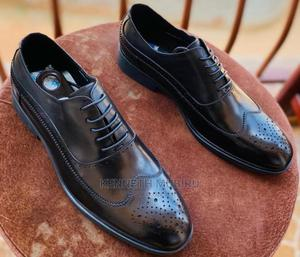 Original Clarks Men's Leather Shoes | Shoes for sale in Kampala