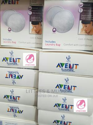 Avent Washable Breastpads,6pcs   Maternity & Pregnancy for sale in Kampala