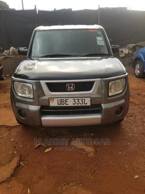 Honda Element 2008 Gray   Cars for sale in Kampala, Makindye