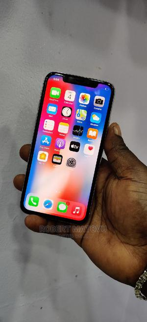 Apple iPhone X 256 GB White   Mobile Phones for sale in Kampala, Central Division
