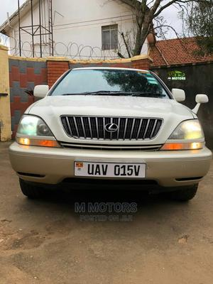 Toyota Harrier 2000 2.2 16V White | Cars for sale in Kampala