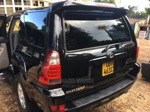 Toyota Hilux Surf 2007 Black | Cars for sale in Kampala, Central Division