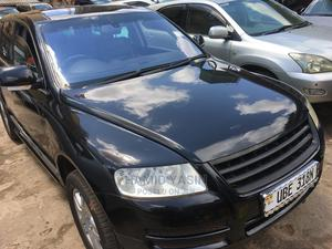 Volkswagen Touareg 2006 Black   Cars for sale in Kampala, Central Division