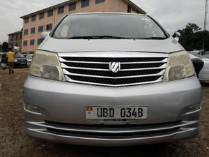 Toyota Alphard 2006 Silver | Cars for sale in Kampala, Rubaga