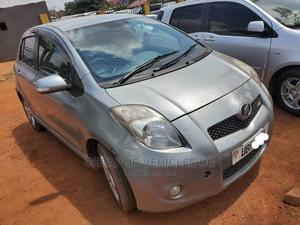 Toyota Vitz 2007 1.5 FWD 5dr Gray | Cars for sale in Kampala
