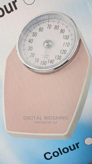 Guarantee Withstanding Dial Bathroom Weight Machine   Sports Equipment for sale in Kampala