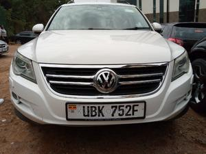 Volkswagen Tiguan 2012 White   Cars for sale in Kampala, Central Division